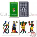 Carte Napoletane 81Verdi Plastificate x10