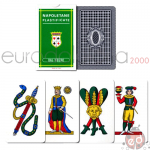 Carte Napoletane 81Verdi x10