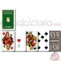 Carte Genovesi Verdi da 40 x10