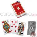 Carte Milanesi Rosse da 40 x10