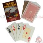Carte Poker Texas Hold'em Rosse