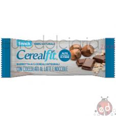 Barrette Cerealfit Latte e Nocc. x20