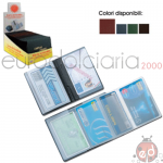 Portacard Magnetiche 5 Scomp x24