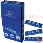 Cartine OCB Blu Corte x25