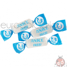 Caramelle Fassi Anice 1kg x180