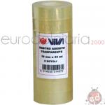Nastro Adesivo Cancelleria 15x33 x10