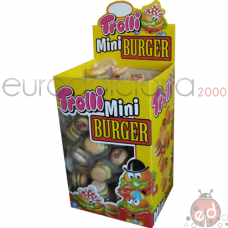 Trolli Mini Burger Display x100
