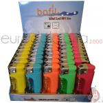 Accendini Bofil Mini Led891 Ice Piezo x50