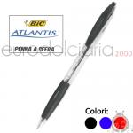 Penne Bic Atlantis 1mm Ric Rossa x12