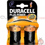 Duracell +Power Torcia da 2 x10