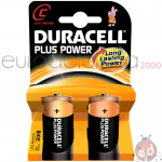 Duracell +Power Mezzatorcia da 2 x10