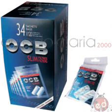 Filtri OCB 6mm Bags120 Slim x34