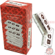 Cartine OCB White Doppia Corta x25