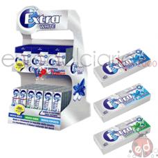 Wrigley's Extra White Expo x114