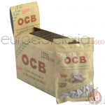 Fil.OCB Bags 6mm Ecol.Bio x10+Cartin