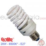 Lamp Spirali T2 20w6500K° E27 x10
