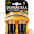 Duracell +Power Stilo da 4 x20