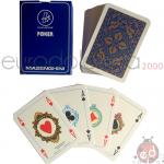 Carte da Poker Blu Masenghini NEW