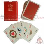 Carte da Poker Rosse Masenghini NEW