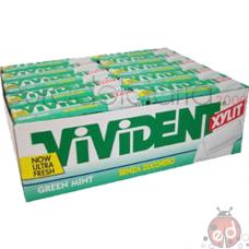 Vivident XYLIT Green Mint SZx40