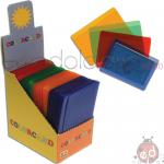 Colorcard Porta Card Cristal x72