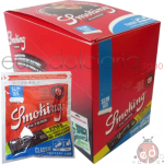 Filtri Smoking Classici 6mm Busta + cart.Brown x30