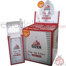 Filtri Gizeh Pop-UpE.Slim 5.3mm x10