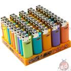 Accendini Bic J25 Mini Color x50