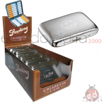 Cigarette Case Metal Smoking x6