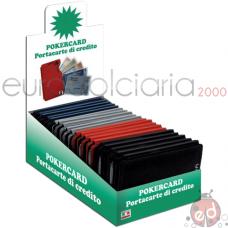 PoKercard Portacard5 Spazi Slidex20