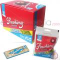 Filtri Smoking 6mm +Cartina Blu x30