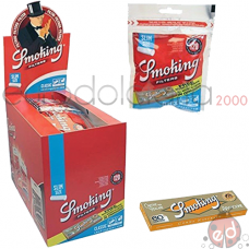 Filtri Smoking 6mm +Cartina Oran x30