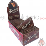 Cartine Smoking Brown Doppie x25