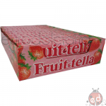 Fruittella Stick Fragola x20