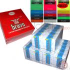 4000 Cartine Bravo Corte +4500 Filtri Rizla Slim 6mm +Klipsò