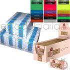 5000 Cartine Bravo Corte +4500 Filtri Rizla Slim 6mm +Klipsò