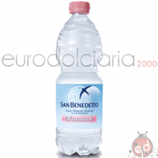 Acqua san Benedetto0.50cl x 24