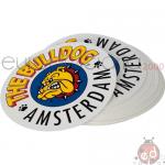 Adesivi Circolari The Bulldog x1