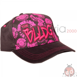 Cappello Chaos The Bulldog Logo Rosa