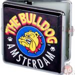 Porta Sigarette Logo The Bulldog