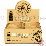 Filtri The Bulldog Eco-Brown x50