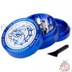 Grinder Blu 3 partiThe Bulldog