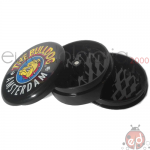 Grinder The BulldogPlastica Black x2