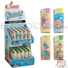 Accendini Ciao Gyants Expo x100