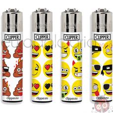 Accendini Clipper Large EmojiPooh x48