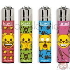 Accendini Clipper Large EmojiCat K x48