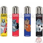 Accendini Clipper Micro Animal 10 x48
