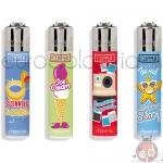 Accendini Clipper Micro Summer Souvenir x48