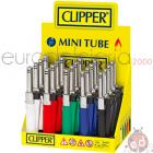 Accendigas Clipper Mini Tube x20