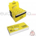 Filtri Clipper Paper Tips Blocchetto x80